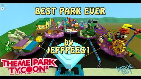 theme park builder quot inside out quot by jeffpees1 grandmaster builder ever theme