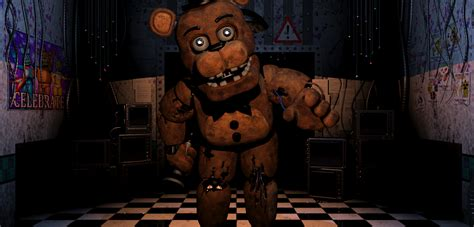 the five nights at freddy s horror are being turned