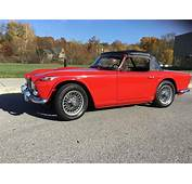 1965 Triumph TR4A For Sale 2071781  Hemmings Motor News