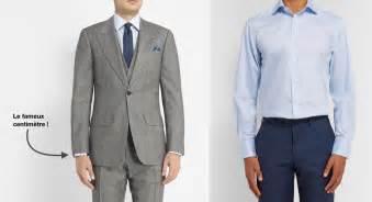 longueur manche de chemise comment choisir