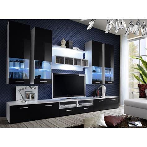 Préavis Pour Un Meublé meuble de salon tv beta complet design led achat