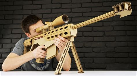 how to build a gun paper gun sniper www pixshark com images galleries