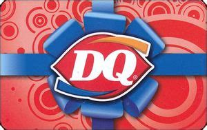 Dq Gift Card - gift card dq red dairyqueen canada dairyqueen col ca dq fd20666