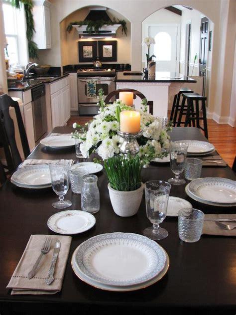 Kitchen Table Centerpiece Design  Ee  Ideas Ee   Hgtv Pictures Hgtv