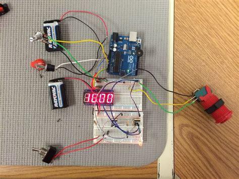 arduino 187 a rocket launcher running on arduino