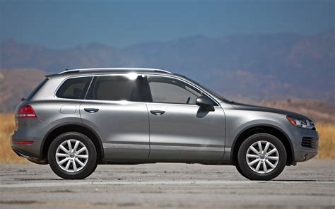 2011 Volkswagen Touareg View Photo 19