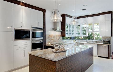 Kitchen Countertops Miami River Gold Granite Contemporary Miami By Marble Of