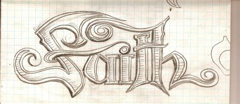 tattoo faith designs design