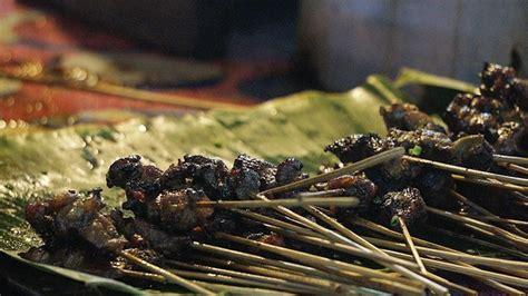 jenis jenis sate khas indonesia    coba