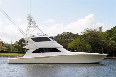 viking sport fishing boats for sale 2007 viking yachts enclosed flybridge power boat for sale