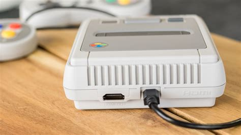 snes classic mini has two nintendo snes classic mini review 16 bits of retro gaming heaven tech advisor