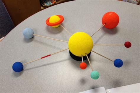 Solar System Handmade - solar system diy