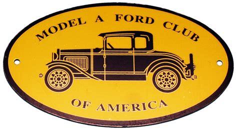 Model A Ford Club Of America by Model A Ford Club Of America