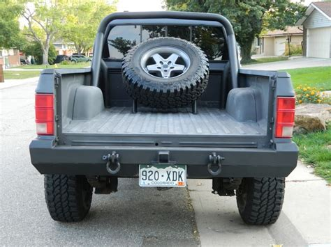 Jeep Comanche Bumper 9 Curated Jeep Bumpers Ideas By Mathewjgood87 Posts