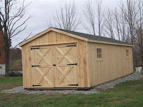 to do keystone wood garage shed large shed plan