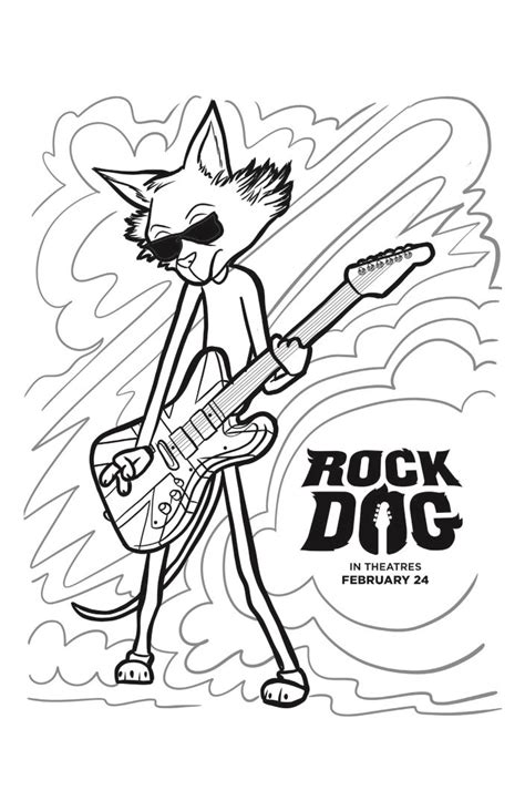 free puppies in rock spooky coloring page coloring now archive coloring pages