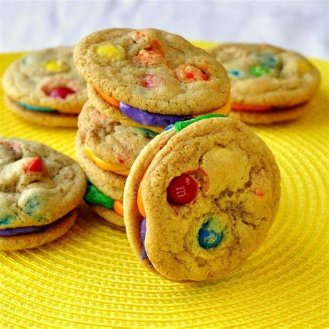 Summer Of Sandwiches With Cookies by Summer M M Cookies Recipe Activities Sandwiches