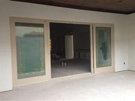 4 panel patio sliding doors as idea and