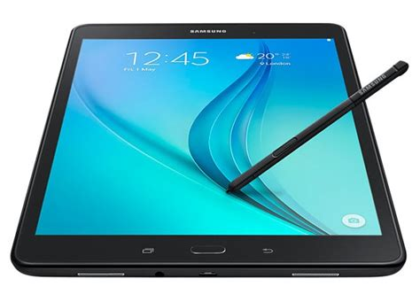 Tablet Samsung With Pen samsung galaxy tab a w s pen sm p550 on sale
