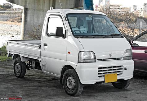 suzuki carry truck maruti suzuki s mini pick up truck plans team bhp