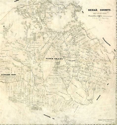 where is bexar county on the map map slider bexar county 1871 and 2014 houston chronicle