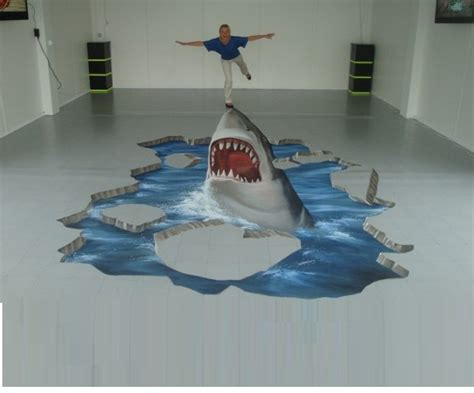 Full catalog of 3d floor art and 3d Flooring murals