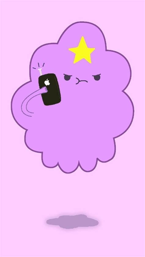 Adventure Time Purple Lsp Lumpy Space Princess Iphone Caseall apple lsp wallpaper adventure time phone backgrounds