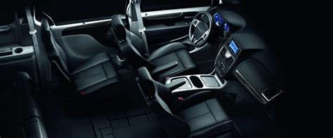 Chrysler Town And Country Interior by 2016 Chrysler Town And Country Review