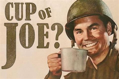 not your average cup of joe or grind it s your so make the change one cup of joe at a time books the origins of a quot cup of joe quot shade grown and fresh