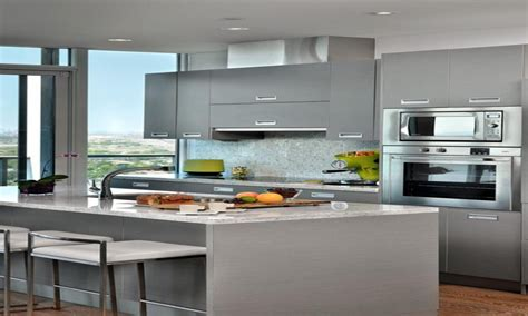 Modern Condo Kitchen Design Ideas Modern Condo Kitchens Grey Small Kitchen Design Ideas