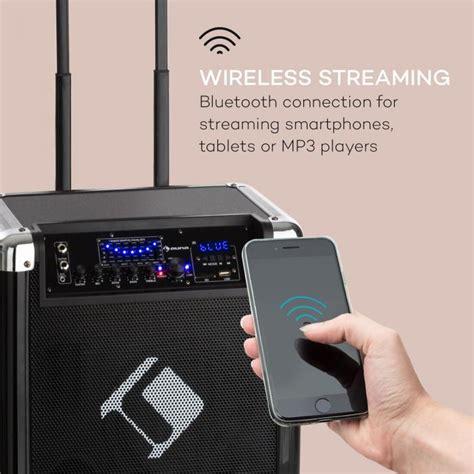 sedile mobile dei vogatori moving 80 impianto pa woofer 8 quot 35 100 w max microfono
