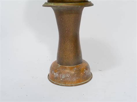 Copper Planters For Sale by Arts And Crafts Hammered Copper Planter For Sale At 1stdibs