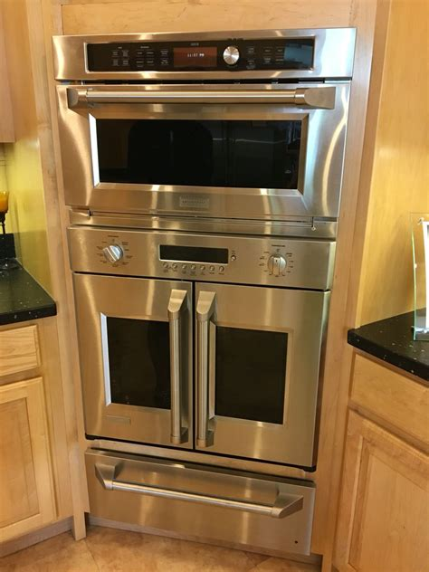 kitchen stove warming drawer for our next kitchen combo conv microwave french door