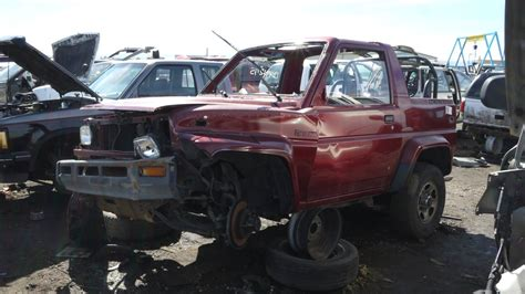 1990 daihatsu rocky junkyard find 1990 daihatsu rocky the truth about cars