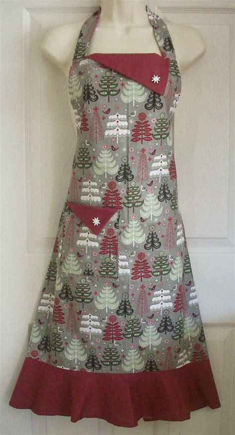 christmas tree apron pattern 6986 best chrismas time images on pinterest xmas trees