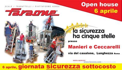 Manieri E Ceccarelli by Scale Trabattelli E Piattaforme Aeree Presso La Ditta