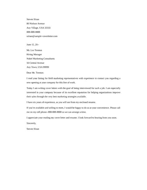 cover letter field 28 images 14 sle cover letter for assistant field service engineer cover