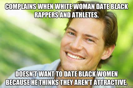 Black Man White Woman Meme - men logic memes quickmeme