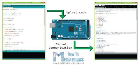 tutorial arduino processing arduino radar project