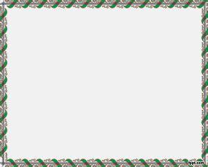 Bingkai Custom custom frame powerpoint