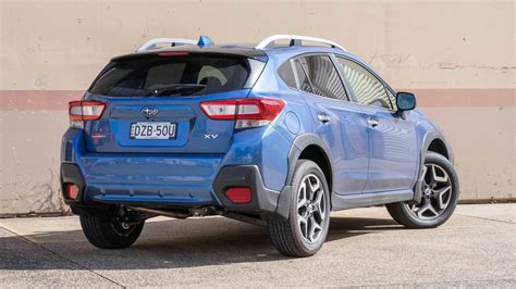 subaru xv 2019 review 2019 subaru xv term review part one drive car news