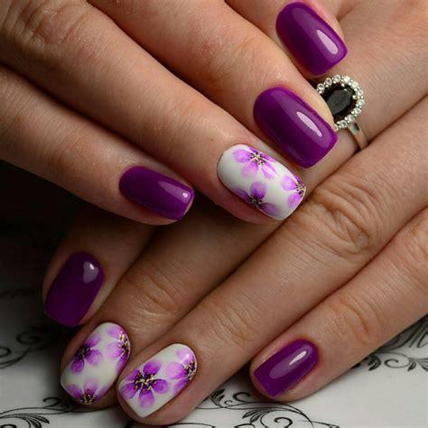 imagenes uñas decoradas con flores u 241 as decoradas 45 ideas caprichosas inspiradas en las