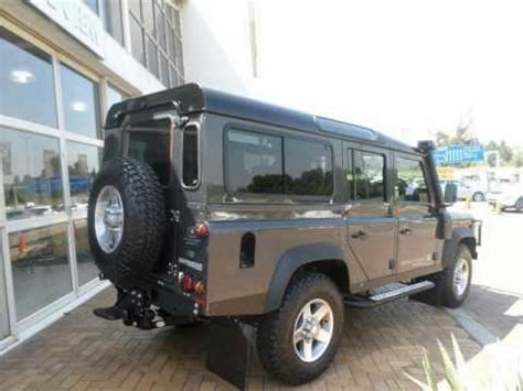 land rover south 2014 land rover defender 110 2 2 auto for sale on