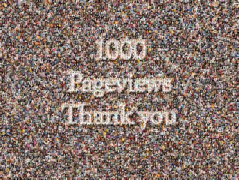 1000 images about will someone 1000 pageviews thank you by babaracusa team on deviantart
