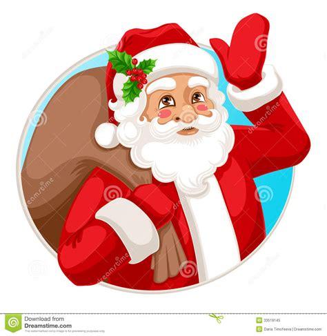smiling santa claus royalty free stock photo image 33519145