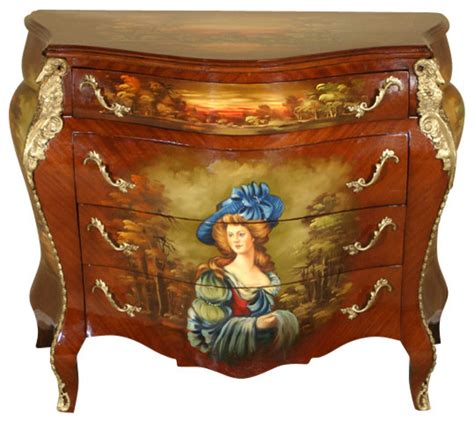 Bombay Chest Vanity by Painted Bombe Bombay Chest Commode Vanity