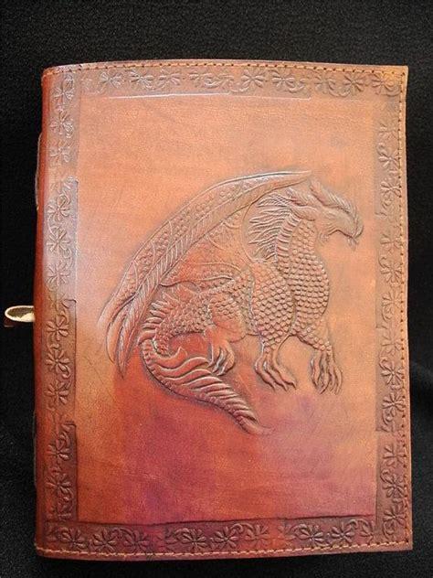 Handmade Leather Journals Uk - 17 best images about journal binder folder portfolio