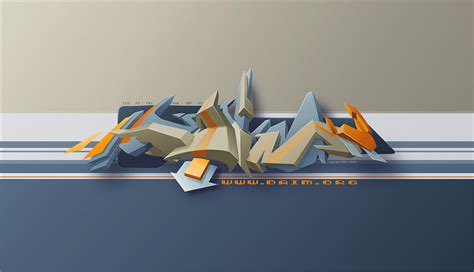 graffiti 3d 3d graffiti tutorial images