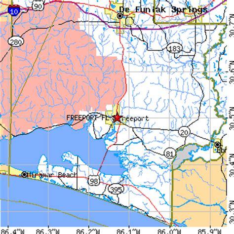 freeport florida map freeport florida fl population data races housing