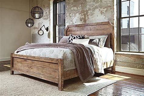 furniture homestore bedroom sets the fanzere panel bed from furniture for the home inside panel bed